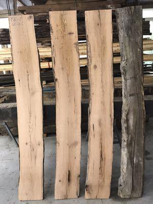 Live Edge Reclaimed Oak (rro-2) for Sale in Bethel, PA