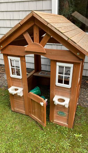 Backyard playhouse for Sale in Gig Harbor, WA