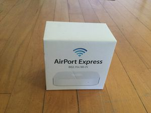 AirPort Express 802.11n Wi-Fi for Sale in San Marcos, CA