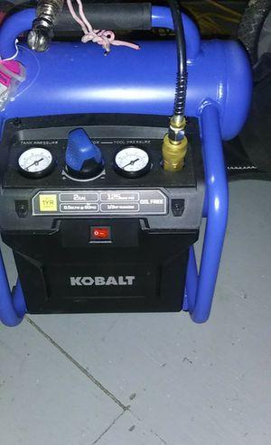 KOBALT AIR COMPRESSOR. for Sale in Benton, KY