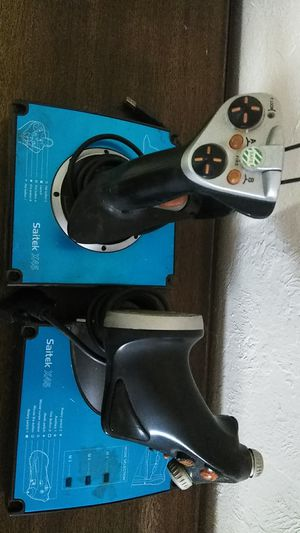 Saitek Joysticks for Sale in North Port, FL