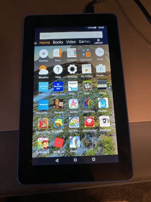 Amazon Kindle Fire 5th generation for Sale in Las Vegas, NV