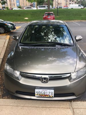 Honda civic 2006 for Sale in Gaithersburg, MD