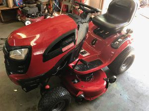 2014 Craftsman YT 4000 hydrostatic riding mower for Sale in Durham, NC