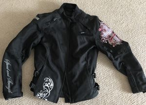 Women's motorcycle jacket for Sale in Chicago, IL