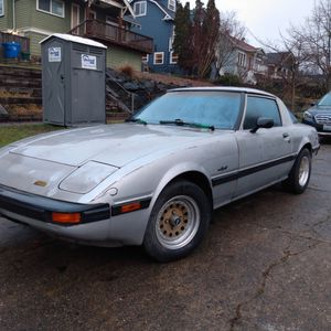 1981 Rotary 5speed Manual for Sale in Seattle, WA