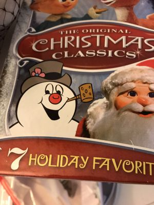 DVD Christmas collection! NEW for Sale in Fresno, CA