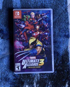 Ultimate alliance 3 for Sale in Santa Ana, CA