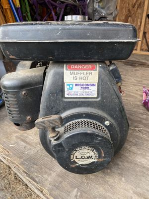 Wisconsin robin 390 small engine for Sale in Moyock, NC