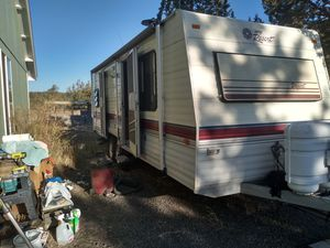 30' 1991 Fleet RT Travel Trailer {contact info removed} for Sale in Prineville, OR