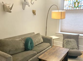 Gray Sleeper Sofa Couch by Sofía Vergara for Sale in Aurora,  CO