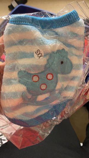 Dog clothes for Sale in Marshall, TX