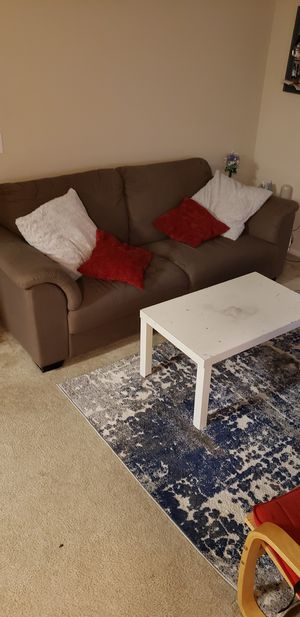 Sofa with table coffee from IKEA for Sale in Frederick, MD
