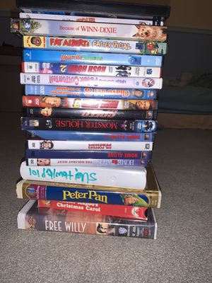 Stack of movies must take all for Sale in Orlando, FL