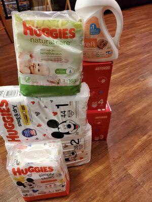 Huggies baby bundle for Sale in Houston, TX