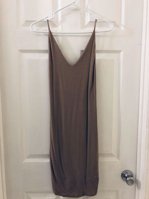 NUDE BODYCON DRESS for Sale in Torrance, CA