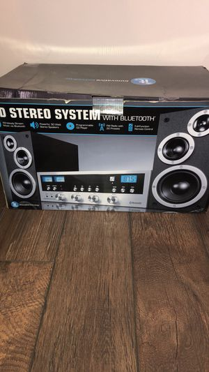 Cd stereo system for Sale in Wake Forest, NC