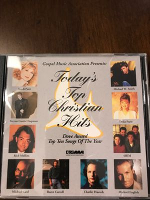 Dove Award Top 10 Christian Songs for Sale in West Covina, CA