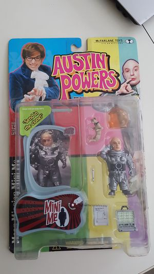 Austin Powers Mini-Me action figure for Sale in Tampa, FL