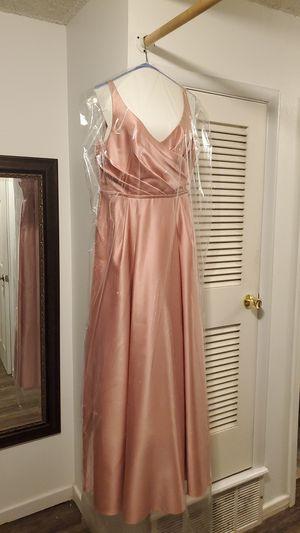 Satin dress for Sale in Hurst, TX