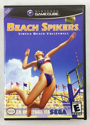 BEACH SPIKERS⚡NEW & Y Sealed - Nintendo GameCube - Best Volleyball Game !! for Sale in Tampa, FL