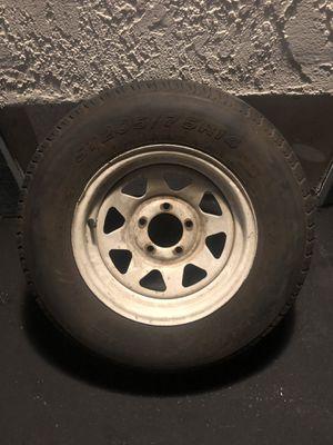 Trailer spare tire for Sale in Diamond Bar, CA