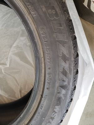 Snow Tires for Sale for Sale in East Wenatchee, WA
