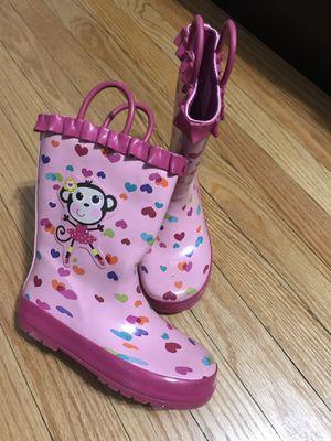 Jumping Bean rain boots for Sale in Aurora, IL