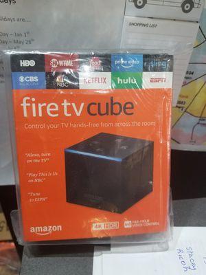 Amazon Fire Tv Cube for Sale in Lexington, KY