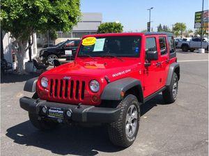 2011 Jeep Wrangler Unlimited for Sale in Escondido, CA