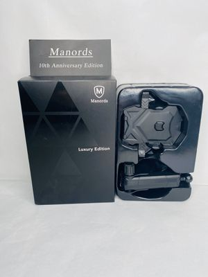 Phone Holder for Car, MANORDS Universal Long Neck Car Mount Holder Compatible iPhone Xs XS Max XR X 8 8 Plus 7 7 Plus Samsung Galaxy S10 S9 S8 S7 S6 for Sale in Dundalk, MD