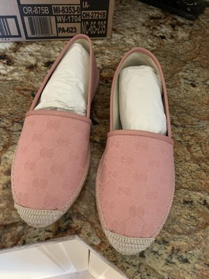 Gucci Dusty Pink Espadrilles for Sale in Los Angeles, CA