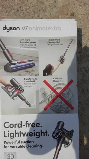 Dyson v7 animal extra for Sale in Houston, TX