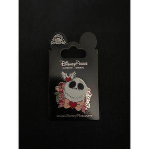 Disney Heart Jack Skellington Pin for Sale in Baldwin Park, CA