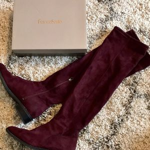 Franco Sarto Over the Knee Boots for Sale in Middletown, NJ