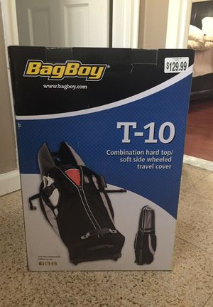 T-10 GOLF CLUBS TRAVEL BAG for Sale in Bronx, NY