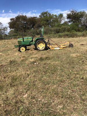 770 John deer diesel tractor for Sale in Houston, TX