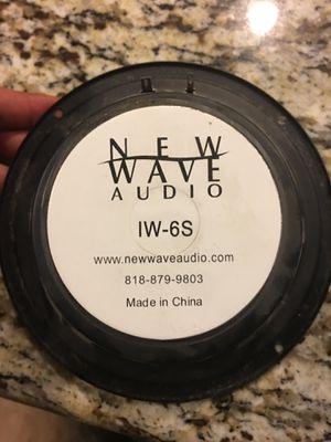New Wave Audio Speakers GREAT for Sale in Phoenix, AZ