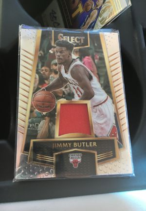 Jimmy butler select 2016 jersey for Sale in Indianapolis, IN
