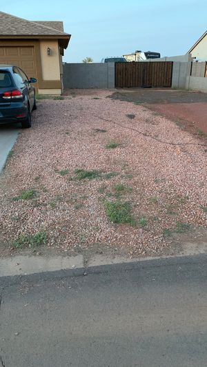 "Pink 7/8"" gravel - Free - you haul for Sale in Phoenix, AZ"