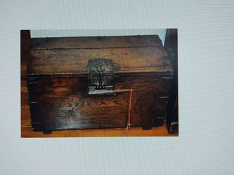 Antique Korean Coin Chest. 1800s. $300 for Sale in Bethesda,  MD