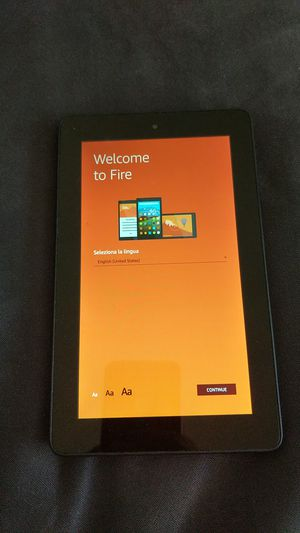 Tablet Amazon Fire for Sale in Arvada, CO