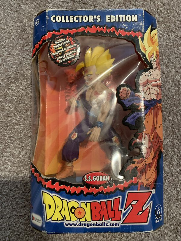 Dragon ball z ssj 2 gohan collectors figure