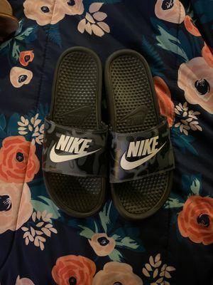 Nike Men's slides for Sale in Oakland, CA