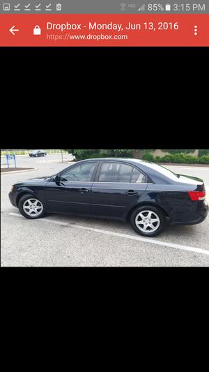 Hyundai sonata 06 for Sale in Philadelphia, PA