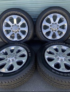 "20"" Dodge Ram 2500 3500 Wheels for Sale in Murrieta, CA"