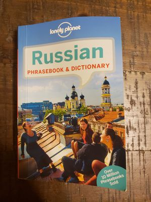 RUSSIAN PHRASEBOOK AND DICTIONARY for Sale in Greensboro, NC