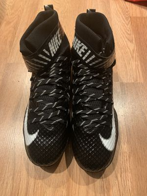 NIKE LUNARBEAST FOOTBALL CLEATS. Size 11 for Sale in San Jose, CA