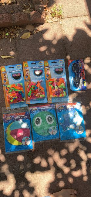 kids water toys bundle for Sale in Concord, CA