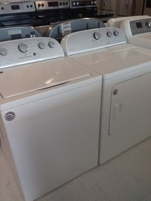 Whirlpool washer and dryer new scratch and dents good condition 6 months for Sale in Mount Rainier, MD